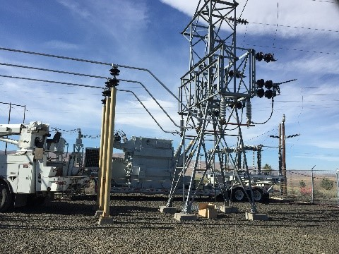 BKI substation services for Pacific Northwest public utilities image
